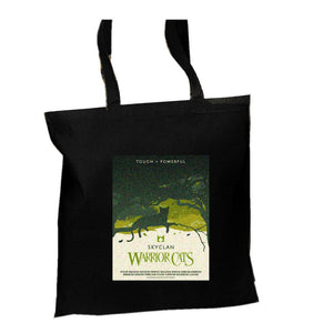 SkyClan Epic Portrait Tote  - Black