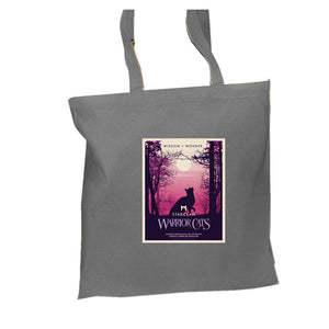 StarClan Epic Portrait Tote - Grey