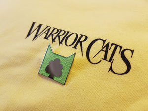 Collector's SkyClan Pin Badge