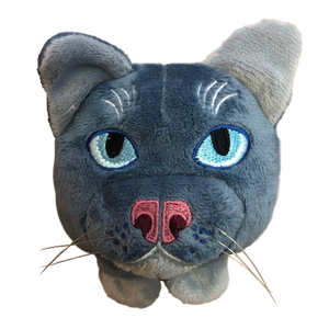 Mistystar - Mini Plush Head  - NOW IN STOCK