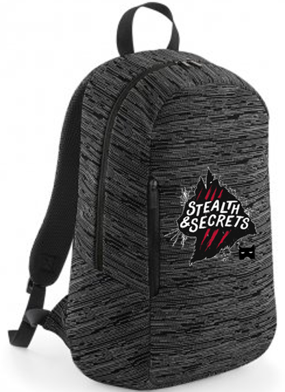 ShadowClan Creed Backpack- Exclusive Import