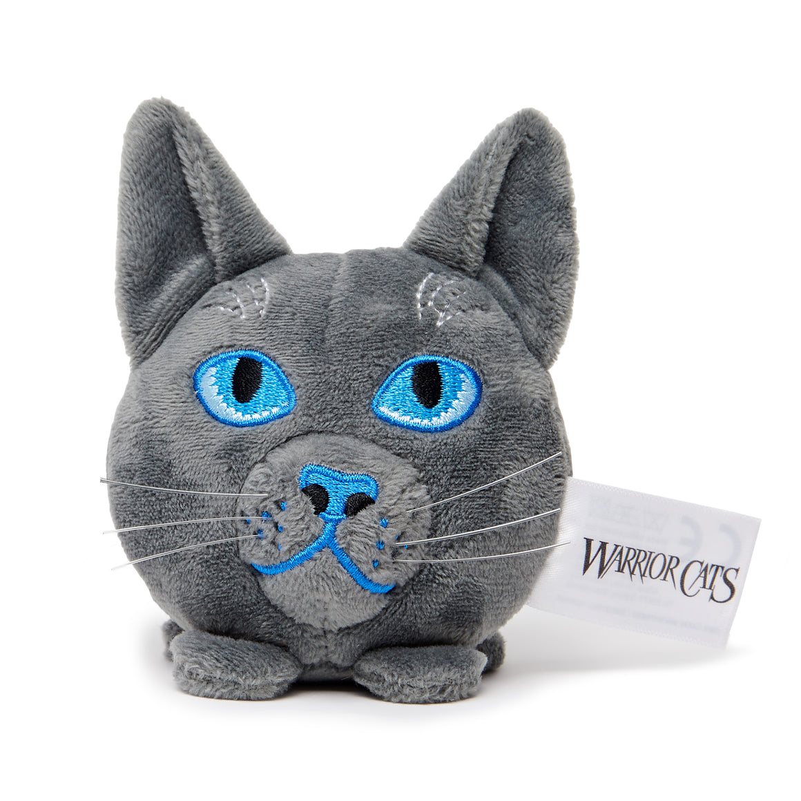 Bluestar Mini-Plush Heads