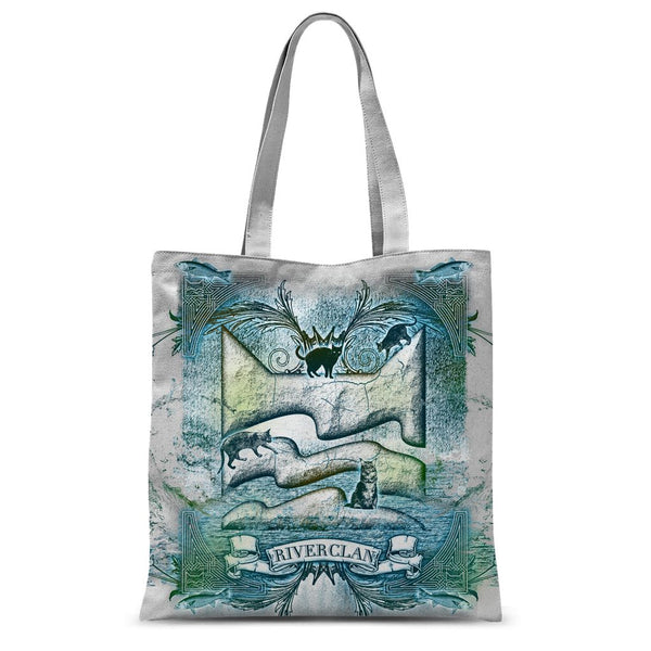 RiverClan Etching Tote Bag