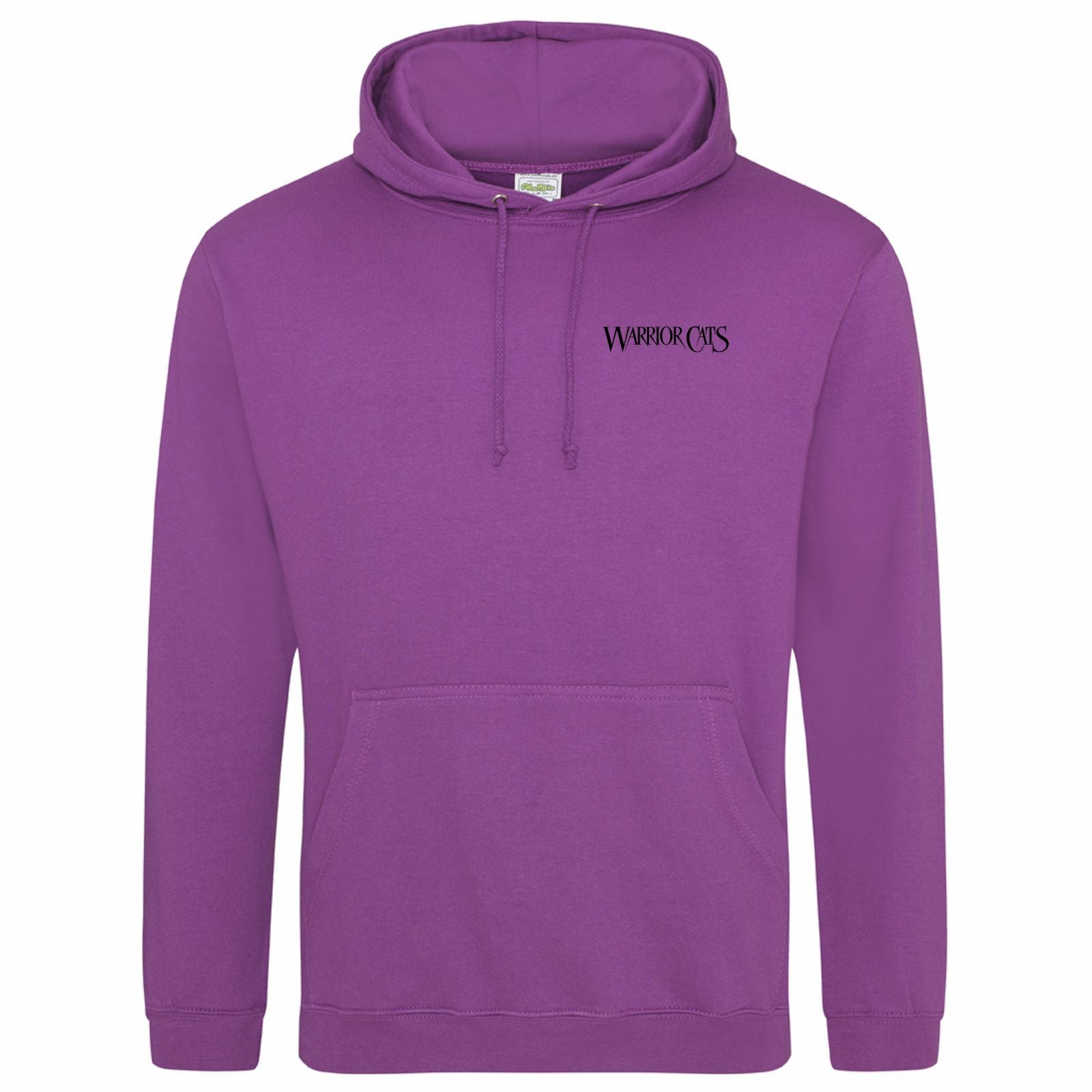 WARRIORCATS: STARCLAN Adult Fleece Hoody - Magenta