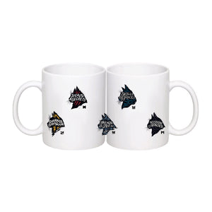 All Clans White Mug