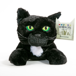 Ravenpaw Large Plush Cat