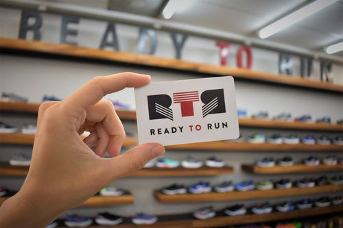 Ready To Run Gift Card