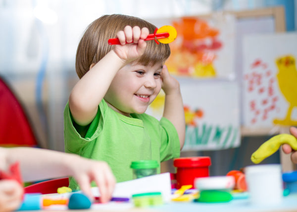 Developing Brains - How Do Fine Motor Skills Predict School Success?