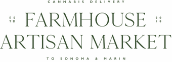 Farmhouse Artisan Market Cannabis Delivery Logo