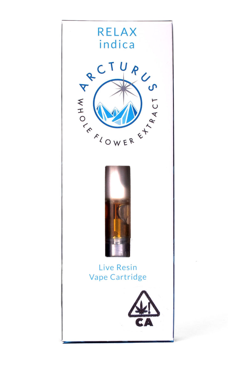 Arcturus Chocolate Hashberry Live Sauce Cartridge 71.2% THC
