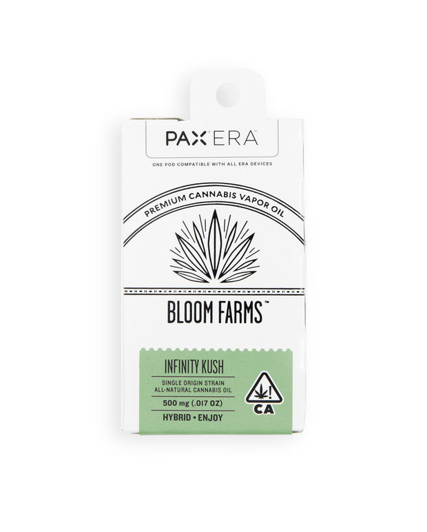 Bloom Farms Infinity Kush Pax Pod