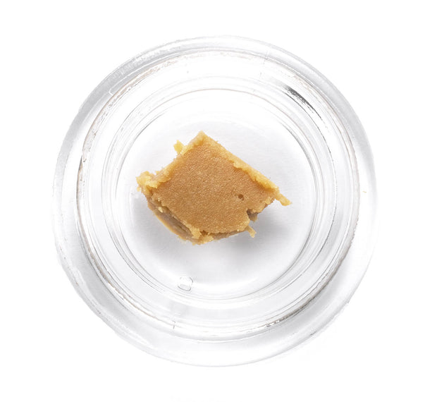 Beezle Dosi Mints Cured Resin Budder 76.21% THC