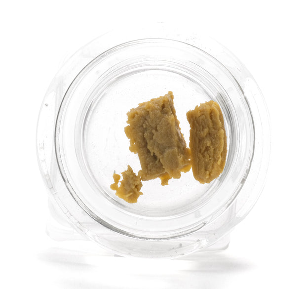Beezle Gummiez Cured resin Budder