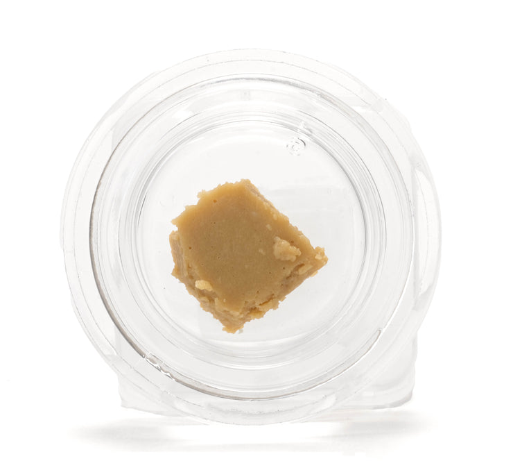 Beezle extracts Triangle Cake Cured Resin Budder