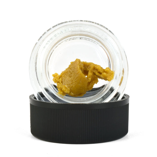 Beezle Extracts Cured Resin