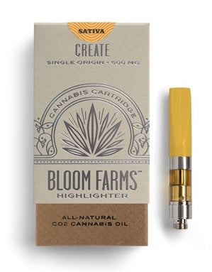 Bloom Farms vape cart Sonoma