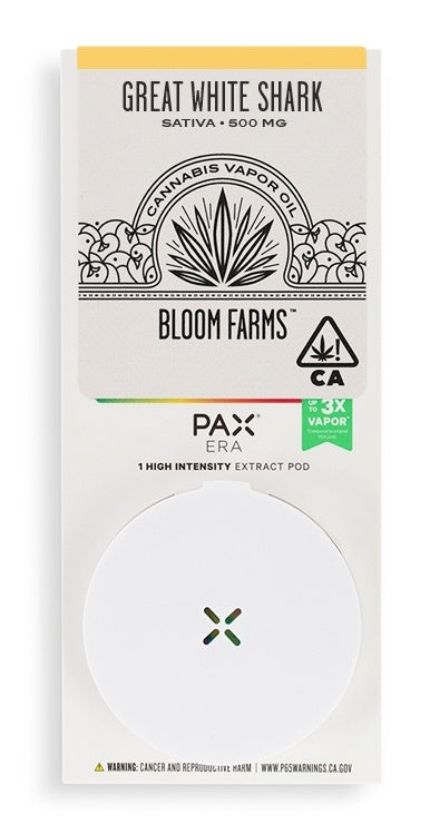 Bloom Farms Sativa Pax Pod
