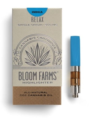 Bloom Farms Indica cart santa rosa