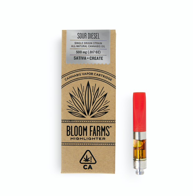 Bloom Farms Sour Diesel Cartridge