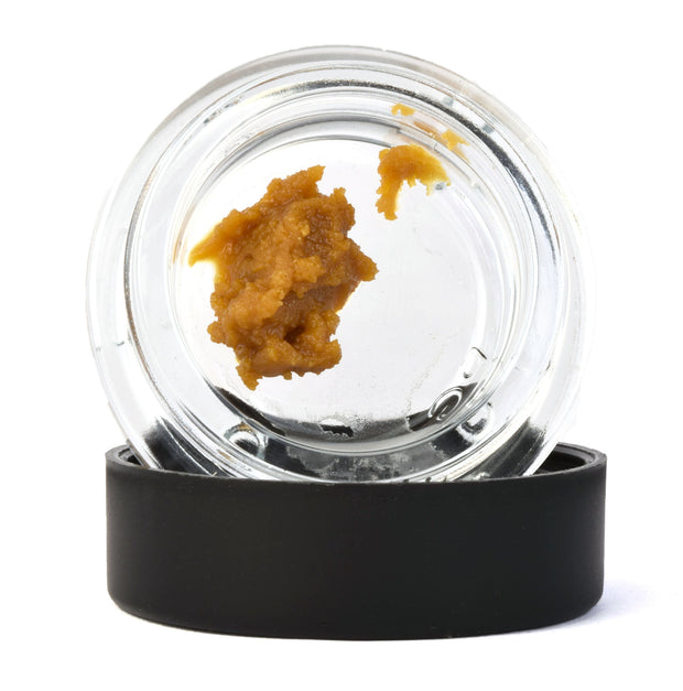Beezle Fruit Stripe Cured Resin Budder 72.32% THC