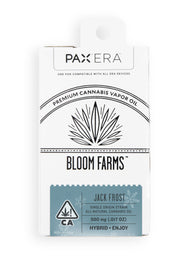 Jack Frost Bloom Farms PAX Pod