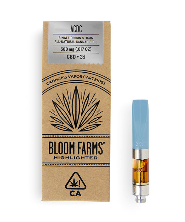 Bloom Farms ACDC cartridge