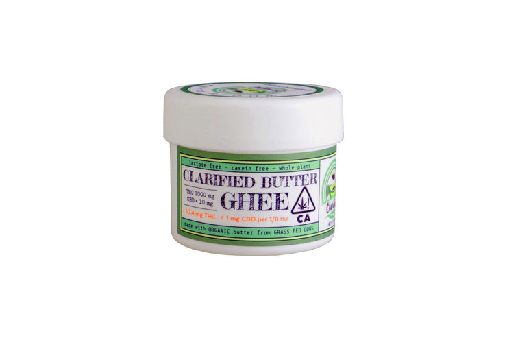Clarified Confections Ghee