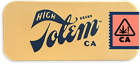 High Totem Sativa Pre-roll tin