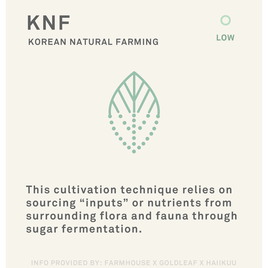 Korean Natural Farming Cannabis