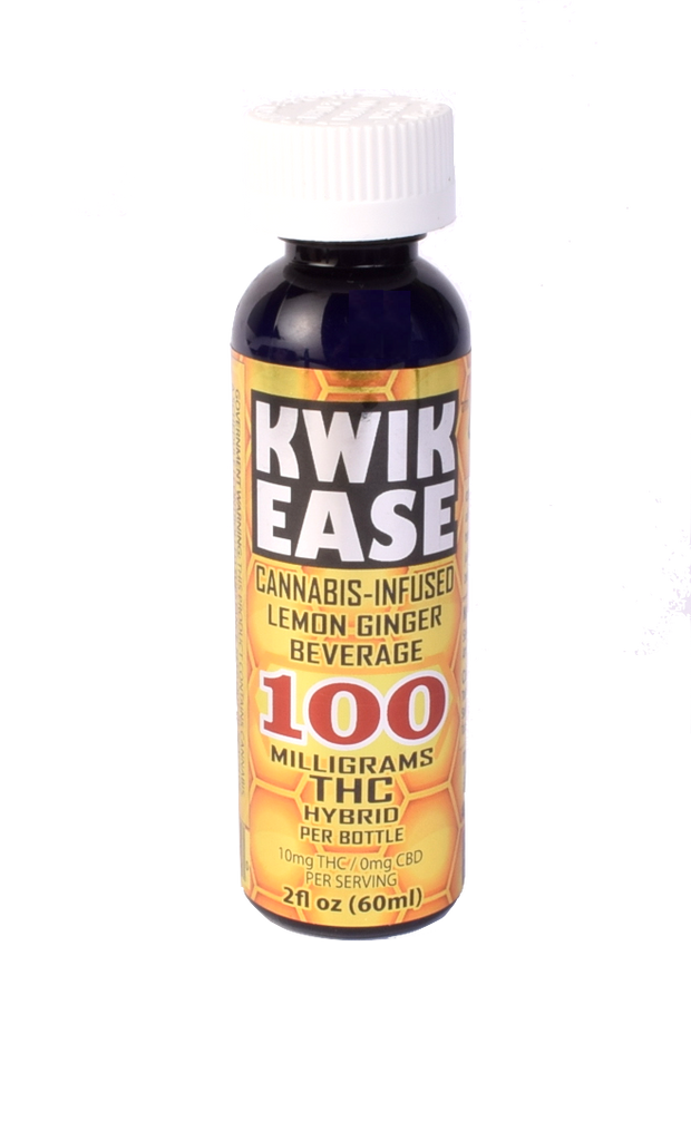Kwik Ease high THC drink