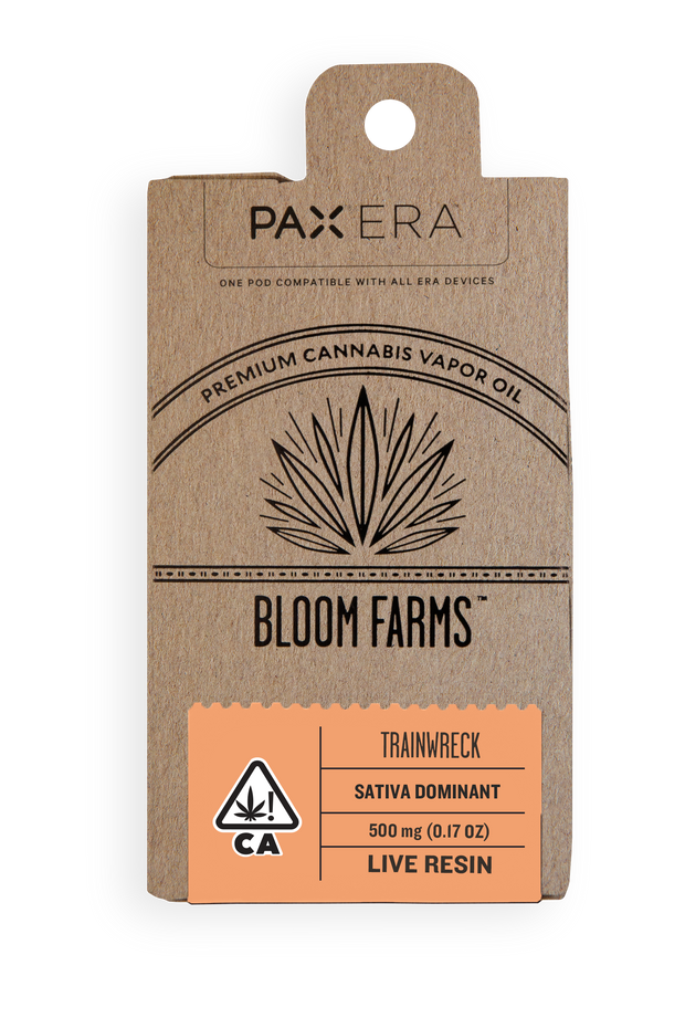 Bloom farms pax era pod