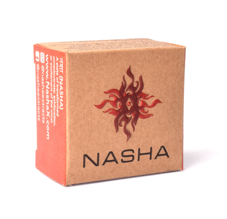 Nasha Franken Berry Hash Powder Orange Label 57.39%THC