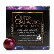 Outer Galactic Dark Chocolates