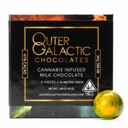 Outer Galactic Chocolate THC