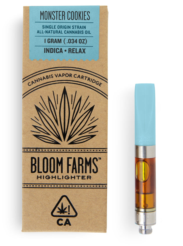 Bloom Farms Monster Cookies Full Gram Cart