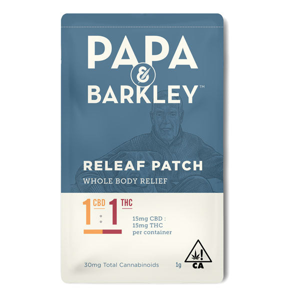 Papa & Barkley CBD patch