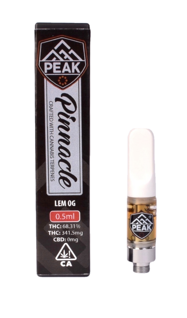 Pinnacle Lem OG Cartridge