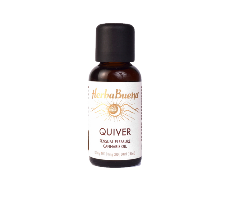 Quiver sexual cannabis oil