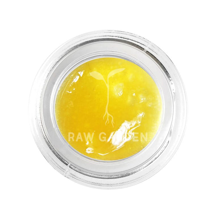 Raw Garden Sauce Key Lime Tart