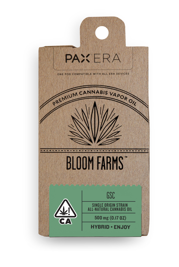 Bloom Farms GSC PAX Pod 82% THC