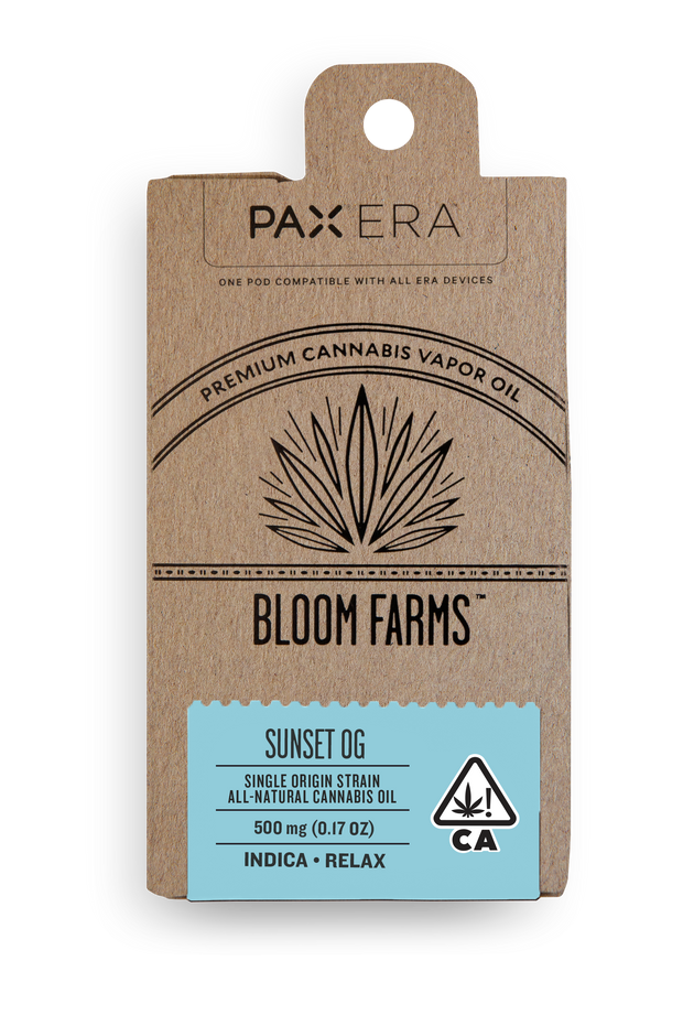 Bloom Farms Sunset OG PAX Pod 88% THC