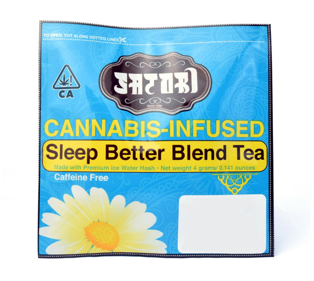 Satori Sleep Better Blend Tea (single)