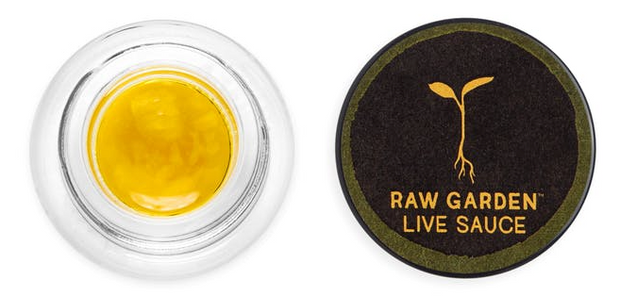raw garden nightwalker 1g live sauce buy cannabis petaluma california