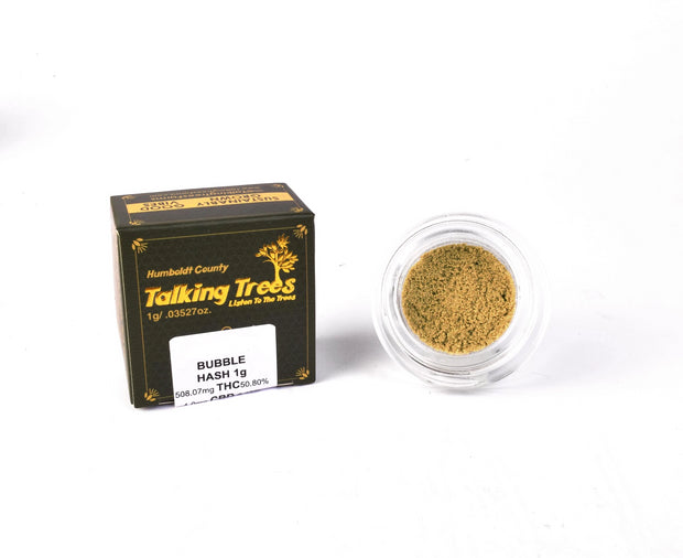 Talking Trees Farms Cake Mix bubble hash