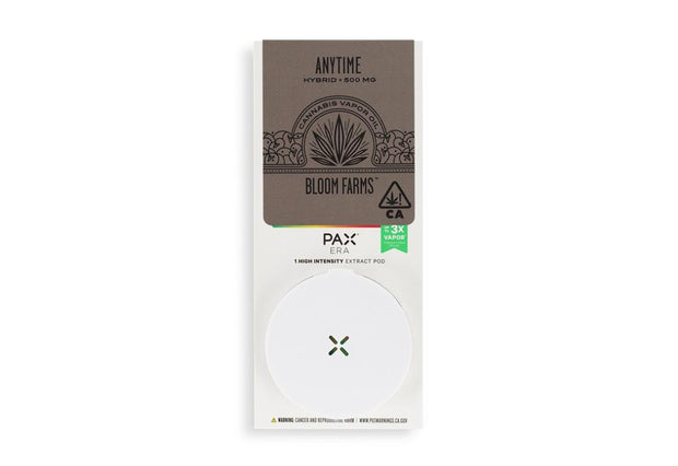 Bloom Farms Anytime PAX Pod