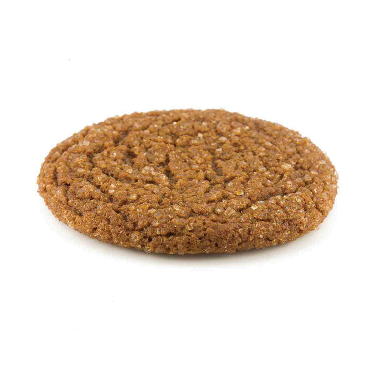 Clarified Confections Molasses Ginger Cookie