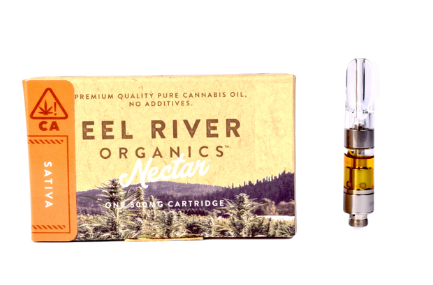 Eel River Organics Chernobyl Cartridge