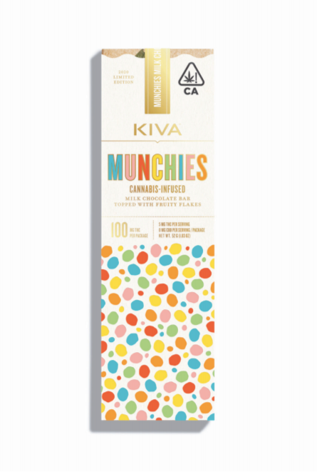 kiva munchies bar