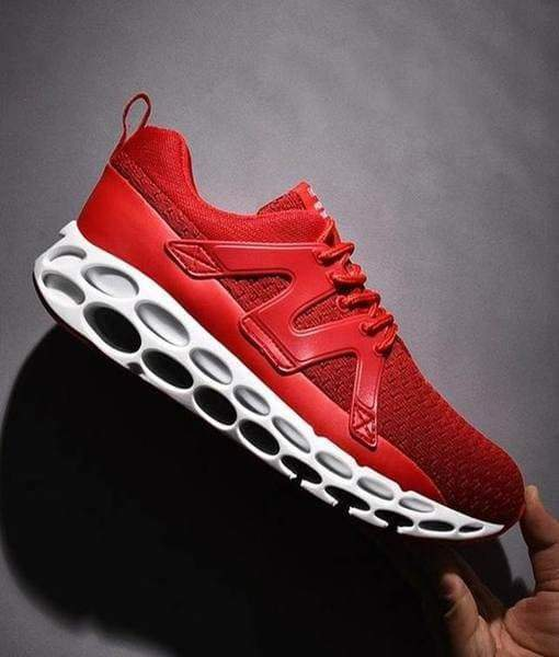 CH-87's Red Edition Sneakers herenschoenen VidaDeCalle