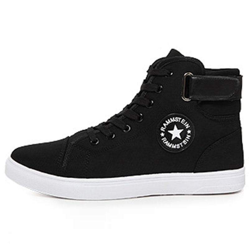 High top  Sneakers mens shoes VidaDeCalle